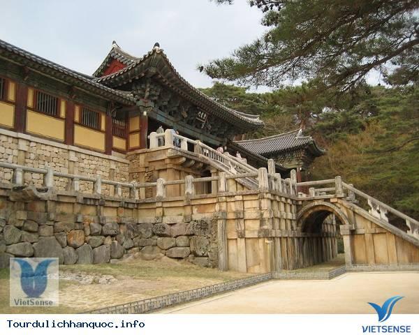 Bulguksa Hàn Quốc