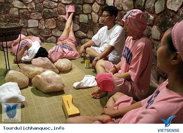 Tắm hơi ở Hàn Quốc