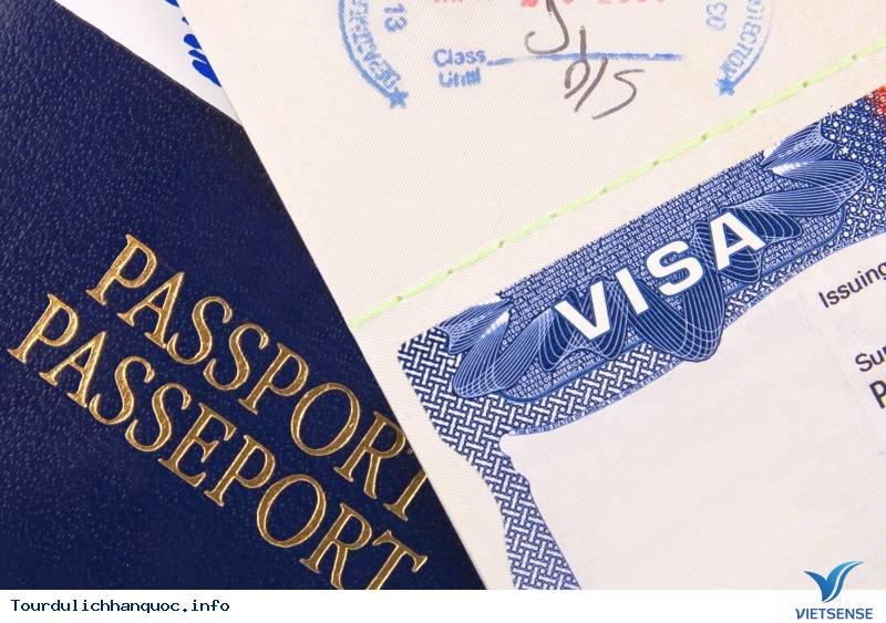 Tất Tần Tật Về Phân Loại Visa Hàn Quốc - Ảnh 1