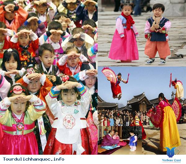 Tết âm lịch cổ truyền ở Hàn Quốc - Ảnh 1