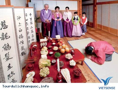 Tết âm lịch cổ truyền ở Hàn Quốc - Ảnh 2