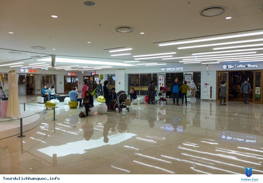 Thả mình giữa trung tâm mua sắm COEX Mall ở Seoul - Ảnh 6