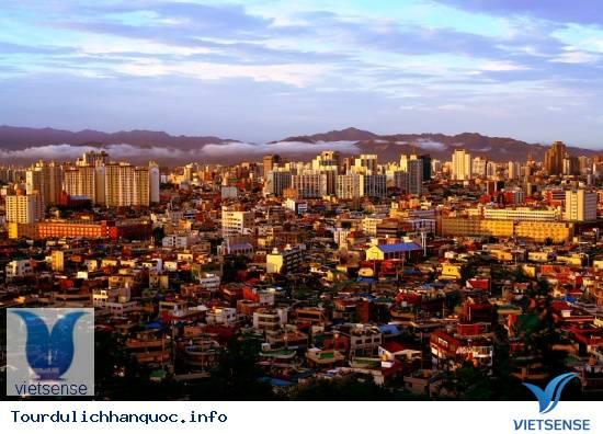Thành phố Daegu - Du lịch Hàn Quốc