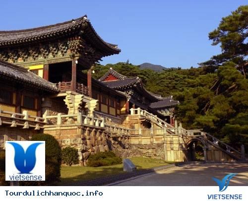 Thành phố Gyeongju - Hàn Quốc
