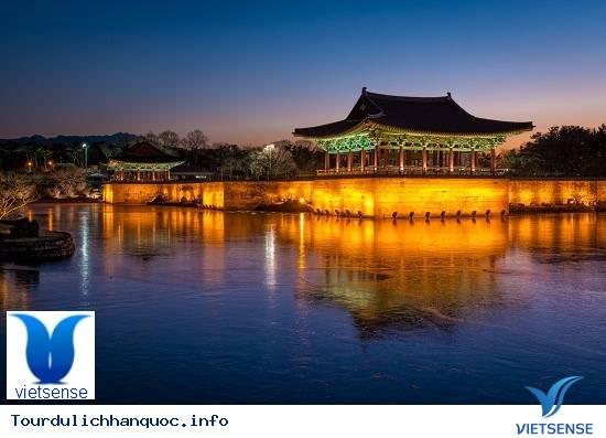 Thành phố Gyeongju - du lịch Hàn Quốc