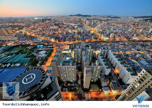 Du lịch Hàn Quốc - Thành phố Incheon