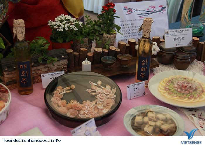 Thưởng thức rượu truyền thống trong làng cổ Hanok Namsangol Hàn Quốc - Ảnh 5
