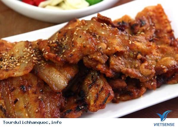 Tìm hiểu và thưởng thức văn hóa thịt nướng ở Hàn Quốc - Ảnh 4