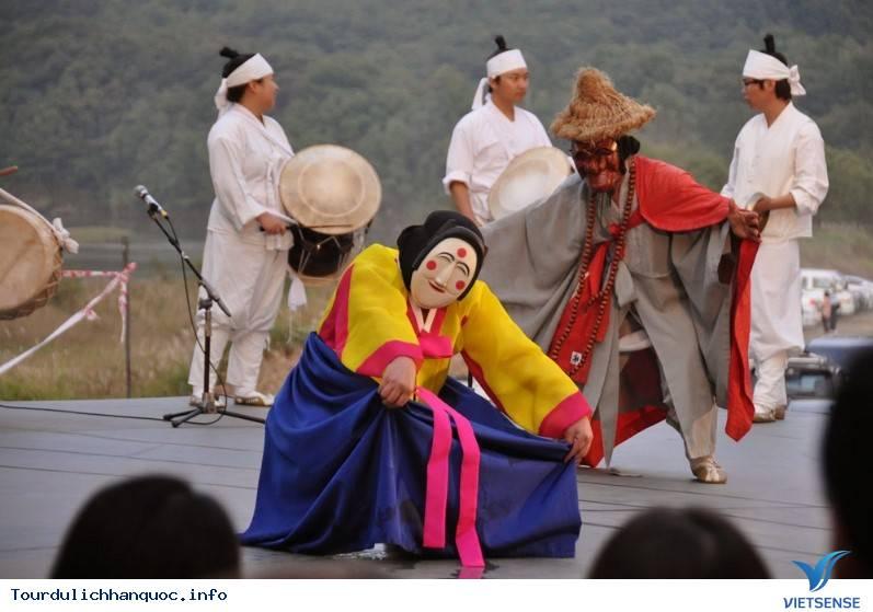 Tìm hiểu về lễ hội múa mặt nạ ở Andong 2018 - Ảnh 5