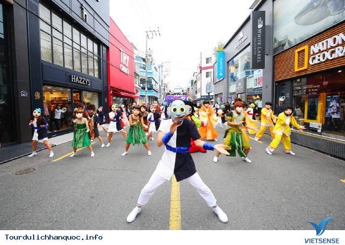 Tìm hiểu về lễ hội múa mặt nạ ở Andong 2018 - Ảnh 2