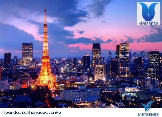 Tokyo - Thủ đô Nhật Bản