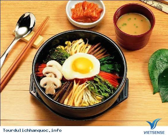 Những món ăn tiêu biểu trong nền ẩm thực Hàn Quốc - Ảnh 4