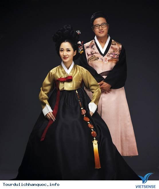 Tổng quan Hanbok truyền thống Hàn Quốc - Ảnh 1
