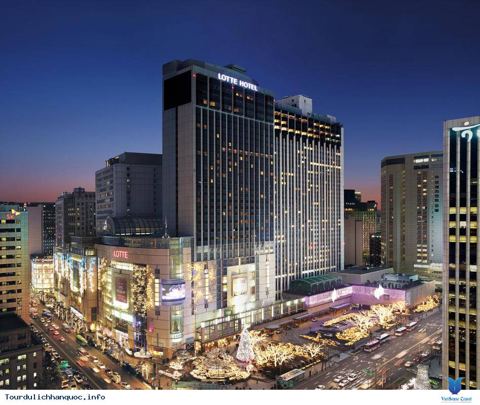 Top 5 khách sạn tốt nhất tại Seoul Hàn Quốc - Vietsense Travel - Ảnh 1