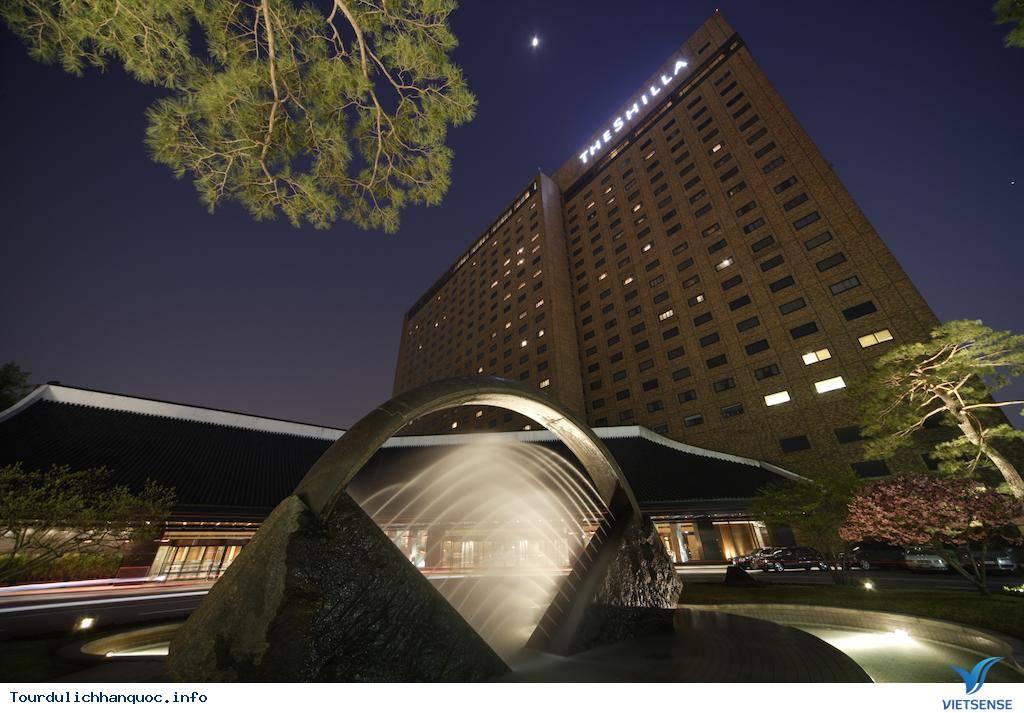 Top 5 khách sạn tốt nhất tại Seoul Hàn Quốc - Vietsense Travel - Ảnh 11