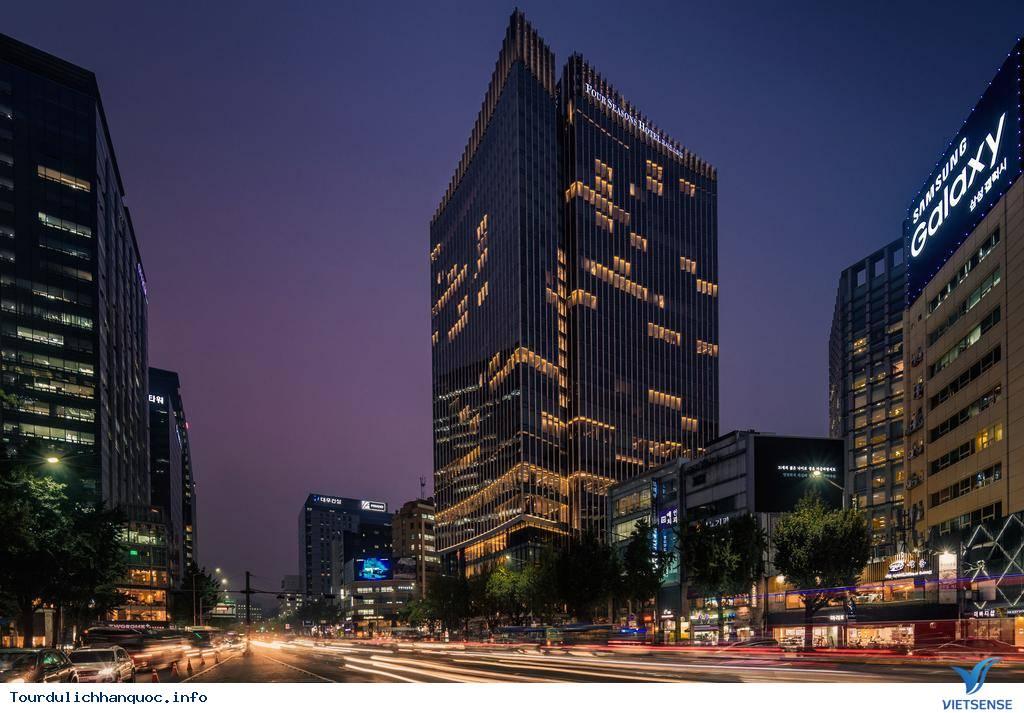 Top 5 khách sạn tốt nhất tại Seoul Hàn Quốc - Vietsense Travel - Ảnh 16