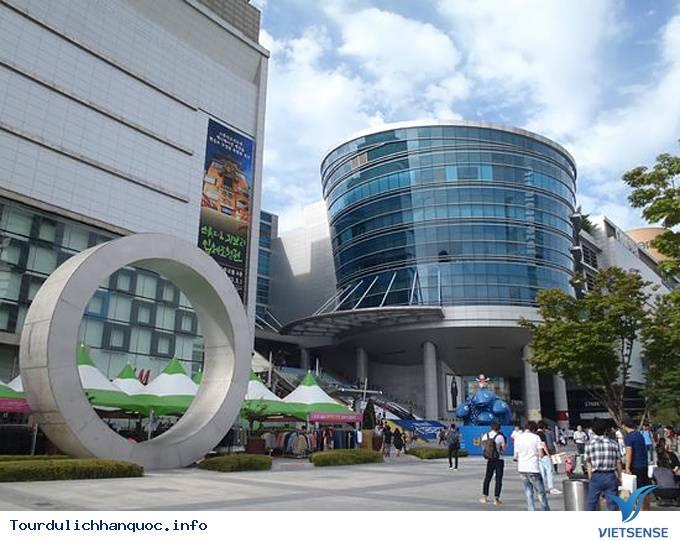 TOP 5 trung tâm mua sắm nổi tiếng ở Hàn Quốc - Ảnh 2