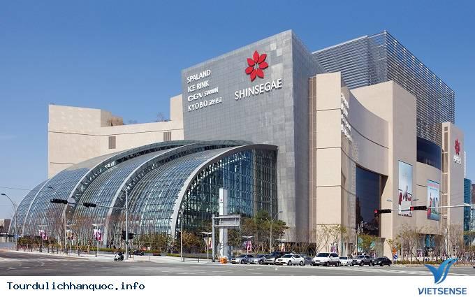 TOP 5 trung tâm mua sắm nổi tiếng ở Hàn Quốc - Ảnh 5