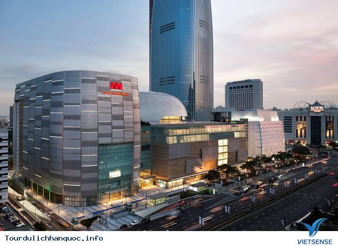 TOP 5 trung tâm mua sắm nổi tiếng ở Hàn Quốc - Ảnh 1