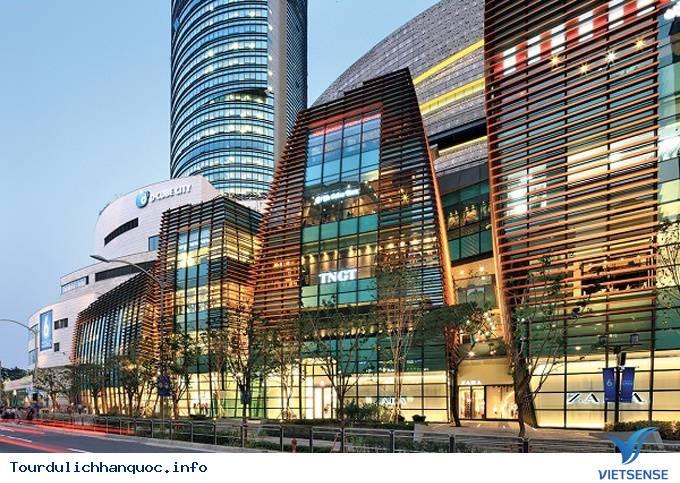 TOP 5 trung tâm mua sắm nổi tiếng ở Hàn Quốc - Ảnh 3