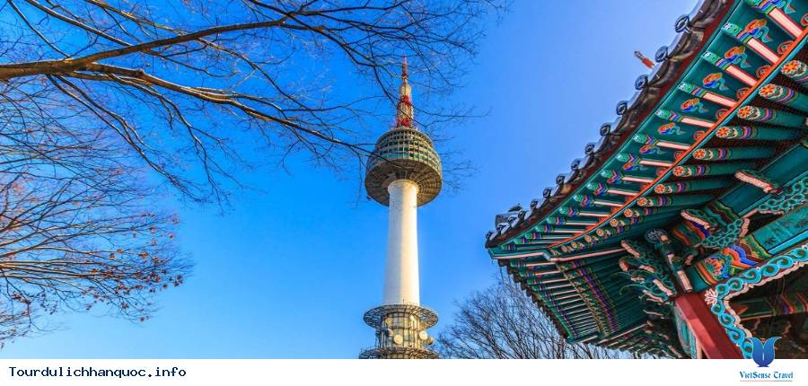 Khám Phá Hàn Quốc Hành Trình Seoul – Nami - Everland – N Tower – Du thuyền Sông Hàn 2019