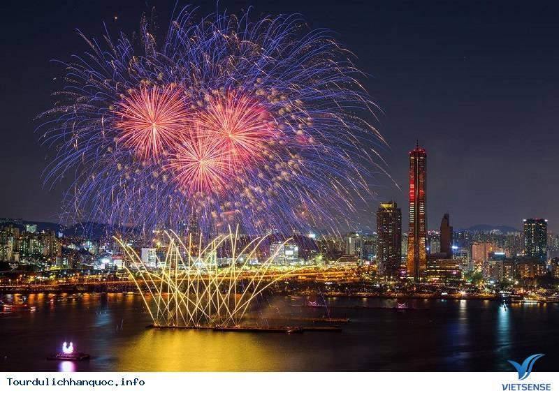 Trải Nghiệm Vẻ Đẹp Rực Rỡ Của Lễ Hội Pháo Hoa Quốc Tế Seoul 2018 - Ảnh 3