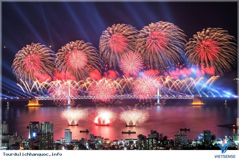 Trải Nghiệm Vẻ Đẹp Rực Rỡ Của Lễ Hội Pháo Hoa Quốc Tế Seoul 2018 - Ảnh 4