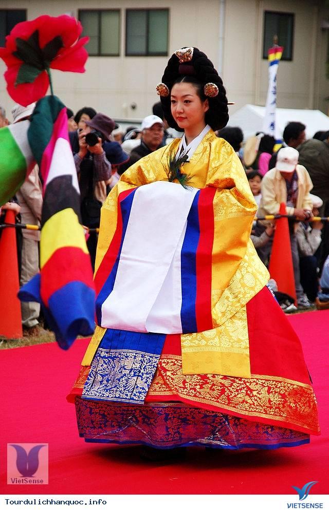 Trang phục truyền thống của Hàn Quốc - Hanbok