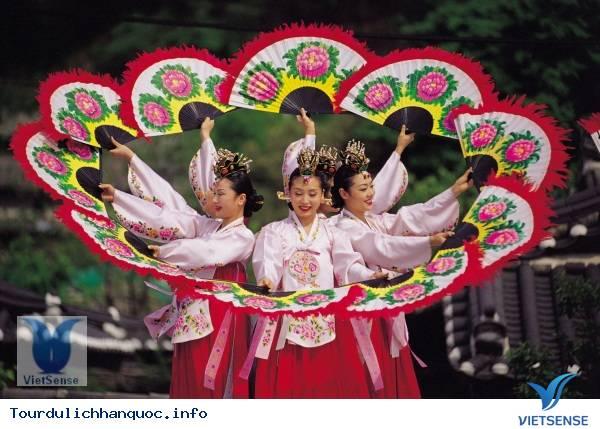 Trung Thu của hàn Quốc - Chuseok