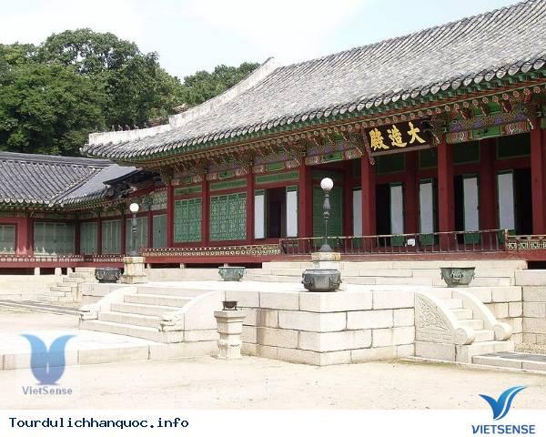 Xương Đức cung - Changdeokgung