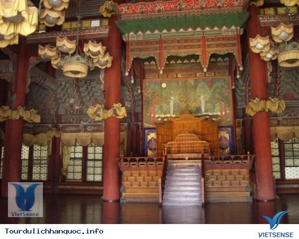 Du lịch Hàn Quốc - Xương Đức cung - Changdeokgung
